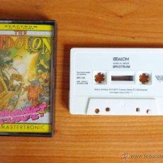 Videojuegos y Consolas: JUEGO SPECTRUM 'THE EIDOLON'.. Lote 51889455