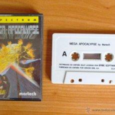 Videojuegos y Consolas: JUEGO SPECTRUM 'MEGA APOCALYPSE'.. Lote 51889698