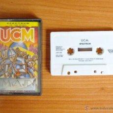 Videojuegos y Consolas: JUEGO SPECTRUM 'UCM'.. Lote 51889936
