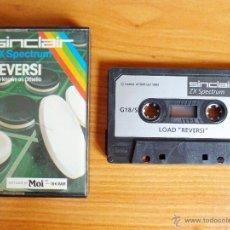 Videojuegos y Consolas: JUEGO SPECTRUM 'REVERSI'.. Lote 51933675