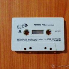 Videojuegos y Consolas: JUEGOS SPECTRUM 'PSYCHO PIG Y TITANIC', SIN CAJA.. Lote 51962829