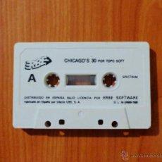 Videojuegos y Consolas: JUEGOS SPECTRUM 'CHICAGO'S 30 Y COLISEUM', SIN CAJA.. Lote 51962921