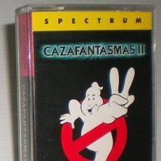Videojuegos y Consolas: CAZAFANTASMAS 2 [ACTIVISION] 1989 MCM SOFTWARE [ZX SPECTRUM] THE GHOSTBUSTERS 2 II. Lote 52693969
