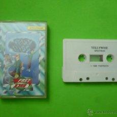 Videojuegos y Consolas: JUEGO - SPECTRUM - TELLY WISE. Lote 53421634