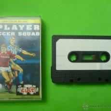 Videojuegos y Consolas: JUEGO - SPECTRUM - 2 PLAYER SOCCER SQUAD. Lote 53422906