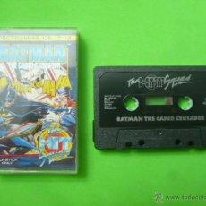 Videojuegos y Consolas: JUEGO - SPECTRUM - BATMAN THE CAPED CRUSADER. Lote 53423156