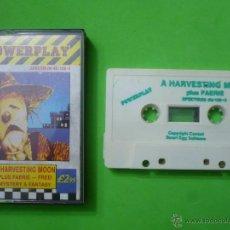 Videojuegos y Consolas: JUEGO - SPECTRUM - A HARVESTING MOON PLUS FAERIE. Lote 53440465