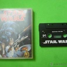 Videojuegos y Consolas: JUEGO - SPECTRUM - STAR WARS ( CAJA GRANDE ). Lote 53455775