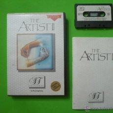 Videojuegos y Consolas: JUEGO - SPECTRUM - THE ARTIST II ( ESTUCHE NOVIEMBRE 1986 ). Lote 53455821