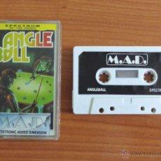 Videojuegos y Consolas: JUEGO SPECTRUM 'ANGLE BALL'.. Lote 53883163