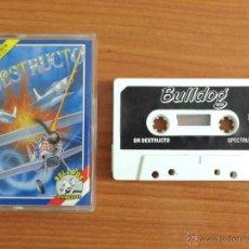 Videojuegos y Consolas: JUEGO SPECTRUM 'DESTRUCTO'.. Lote 53883586