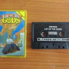 Videojuegos y Consolas: JUEGO SPECTRUM 'LAP OF THE GODS'.. Lote 54003689