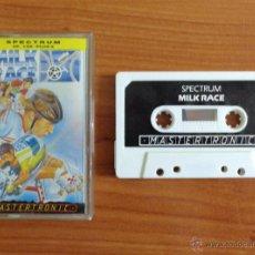 Videojuegos y Consolas: JUEGO SPECTRUM 'MILK RACE'.. Lote 54003765