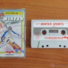 Videojuegos y Consolas: JUEGO SPECTRUM 'WINTER SPORTS'.. Lote 54004362