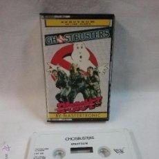 Videojuegos y Consolas: SPECTRUM - JUEGO GHOSTBUSTERS PARA SPECTRUM EN CAJA . Lote 54149268