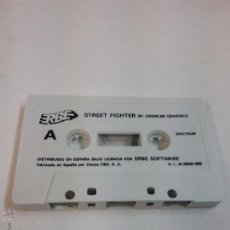 Videojuegos y Consolas: SPECTRUM - JUEGO STREET FIGHTER PARA SPECTRUM . Lote 54149530