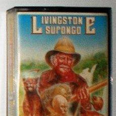 Videojuegos y Consolas: LIVINGSTONE SUPONGO [OPERA SOFT] 1987 [ZX SPECTRUM]. Lote 54397222