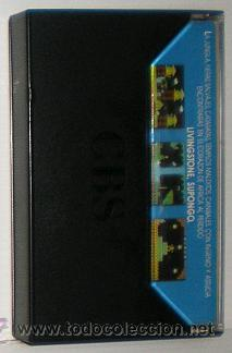 Videojuegos y Consolas: Livingstone Supongo [Opera Soft] 1987 [ZX Spectrum] - Foto 2 - 54397222