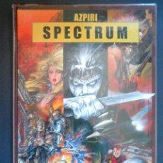 Videojuegos y Consolas: LIBRO DE ARTE SPECTRUM DE ALFONSO AZPIRI.. Lote 95959922