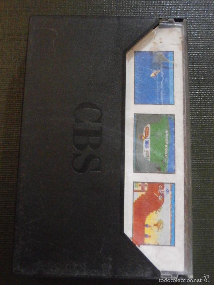 Videojuegos y Consolas: JUEGO ZX SPECTRUM Y COMPATIBLES - California Games - Epix - 1987 - - Foto 2 - 55891912