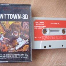 Videojuegos y Consolas: ANTTOWN-3D - SINCLAIR. Lote 55938046