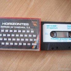 Videojuegos y Consolas: HORIZONTES - SINCLAIR - ZX SPECTRUM. Lote 55938087