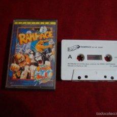 Videojuegos y Consolas: RAMPAGE ERBE 1989. Lote 56020687