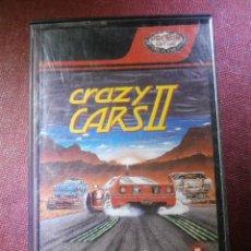 Videojuegos y Consolas: JUEGO ZX SPECTRUM Y COMPATIBLES - CRAZY CARS II - PROEIN SOFTLINE -1989 -. Lote 56131918