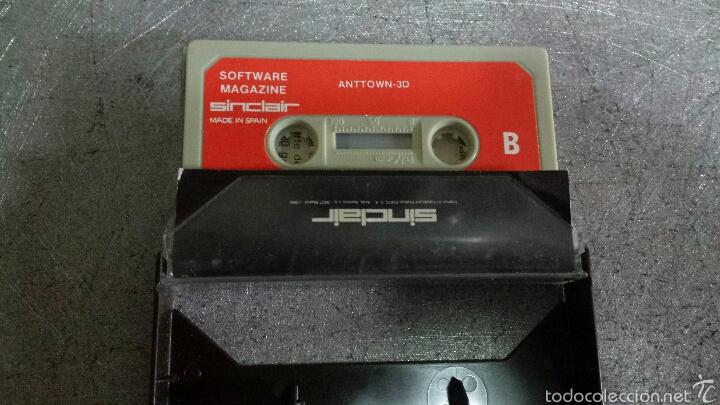 Videojuegos y Consolas: Juego original Anttown -3D Spectrum - Foto 2 - 56371710