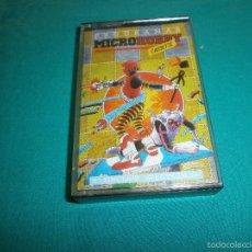 Videojuegos y Consolas: JUEGO SPECTRUM MICRO HOBBY AÑO 1 Nº 1 . Lote 56894671