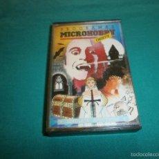 Videojuegos y Consolas: JUEGO SPECTRUM MICRO HOBBY AÑO 1 Nº3. Lote 56894700