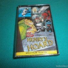 Videojuegos y Consolas: JUEGO SPECTRUM HENRY,S HOARD. Lote 56894743