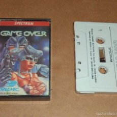 Videojuegos y Consolas: GAME OVER PARA SINCLAIR ZX SPECTRUM. Lote 57429085