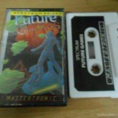 Videojuegos y Consolas: FUTURE GAMES - SPECTRUM ZX - . Lote 57649371