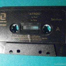 Videojuegos y Consolas: JUEGO - SPECTRUM - ATROG - ZAFIRO -. Lote 58429673