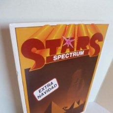 Videogiochi e Consoli: STARS SPECTRUM EXTRA DE NAVIDAD. DICIEMBRE 1985. SÓLO FASCÍCULO. REVISTA VIDEOJUEGOS. MICROJET, 1985. Lote 59863076