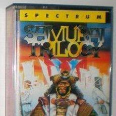 Videojuegos y Consolas: SAMURAI TRILOGY [GREMLIN GRAPHICS] 1987 - ERBE SOFTWARE [ZX SPECTRUM]. Lote 59932327