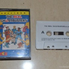 Videojuegos y Consolas: THE REAL GHOSTBUSTERS SPECTRUM. Lote 60370675