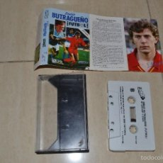 Videojuegos y Consolas: EMILIO BUTRAGUEÑO FUTBOL SPECTRUM. Lote 60373551