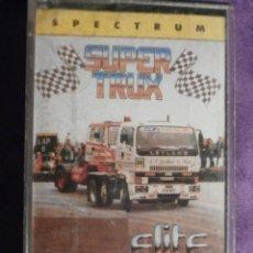 Videojuegos y Consolas: JUEGO ZX SPECTRUM Y COMPATIBLES - MCM SUPER TRUX - 1989 - SEC 575 -. Lote 61645840