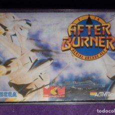 Videojuegos y Consolas: JUEGO ZX SPECTRUM Y COMPATIBLES - AFTERBURN - ACTIVISION - MCM SOFTWARE 1989 - . Lote 64085515