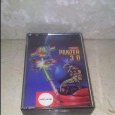Videojuegos y Consolas: JUEGO DE SPECTRUM PANZER 3 D.. Lote 64101727