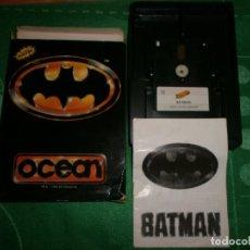 Videojuegos y Consolas: JUEGO SPECTRUM DE DISCO BATMAN OCEAN 1964 DC COMICS INC. Lote 68481637