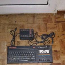 Videojuegos y Consolas: ORDENADOR SPECTRUM 125 K COMPLETO CON LA PISTOLA ÓPTICA MAS 68 JUEGOS ORIGINALES. Lote 68506945