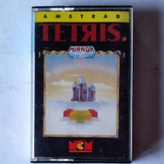 Videojuegos y Consolas: JUEGO AMSTRAD: TETRIS ---FUNCIONANDO---. Lote 58114844
