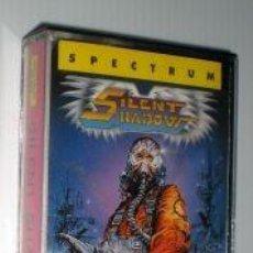 Videojogos e Consolas: SILENT SHADOW [TOPO SOFT] 1988 ERBE SOFTWARE [ZX SPECTRUM]. Lote 68669789