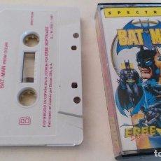 Videojuegos y Consolas: BAT-MAN. Lote 76246891