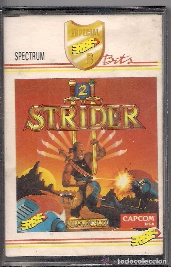 STRIDER 2 (Juguetes - Videojuegos y Consolas - Spectrum)
