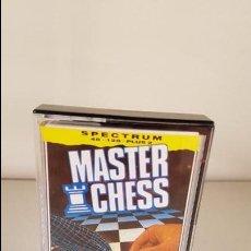 Videojuegos y Consolas: JUEGO DE SPECTRUM. MASTER CHESS. PARA 48K, 128K Y PLUS 2.. Lote 77271733