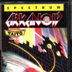 Videojuegos y Consolas: ARKANOID SPECTRUM. Lote 79362305